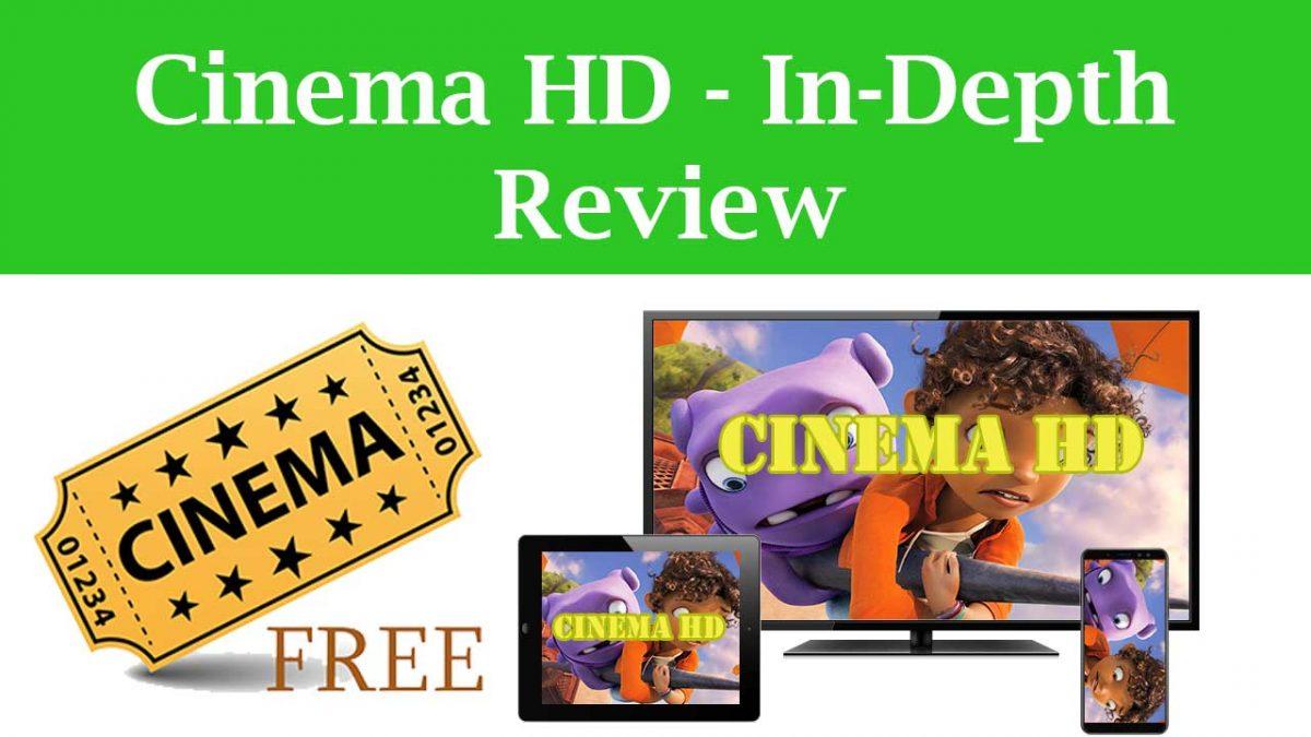 Cinema HD Movie APK for Andrioid