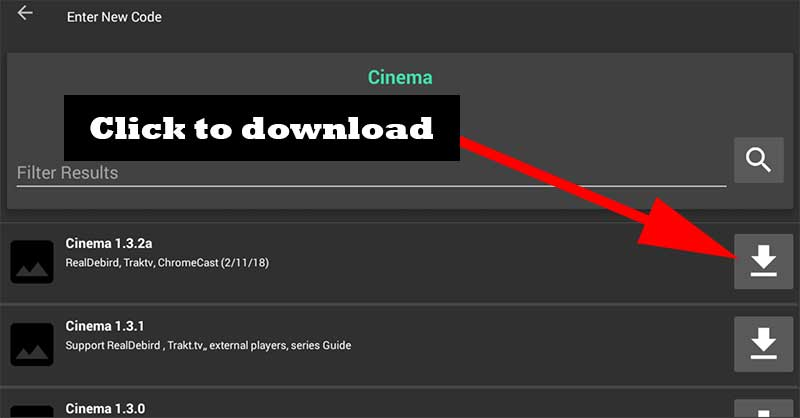cinema hd downloaded from filelinked